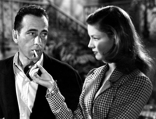 From CASABLANCA to TO HAVE AND HAVE NOT, Humphrey Bogart is a recurring TCM Party theme