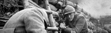 Paths of Glory – The Insanity of World War I