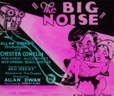 Poster - Big Noise, The (1928)_01