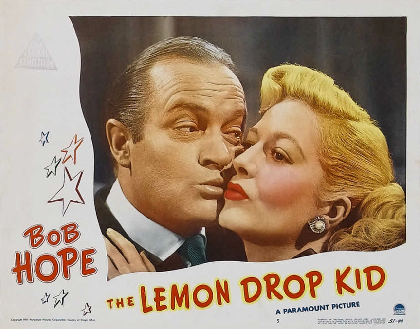 Poster - Lemon Drop Kid, The (1951)_09