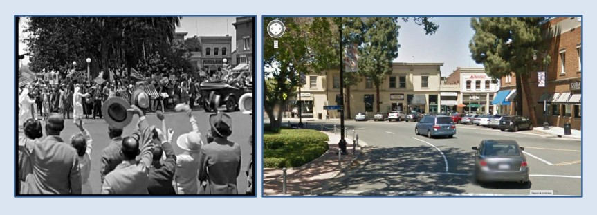 The Big Parade – Historic Views of the HomeFront