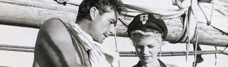 Errol Flynn in LADY FROM SHANGHAI?