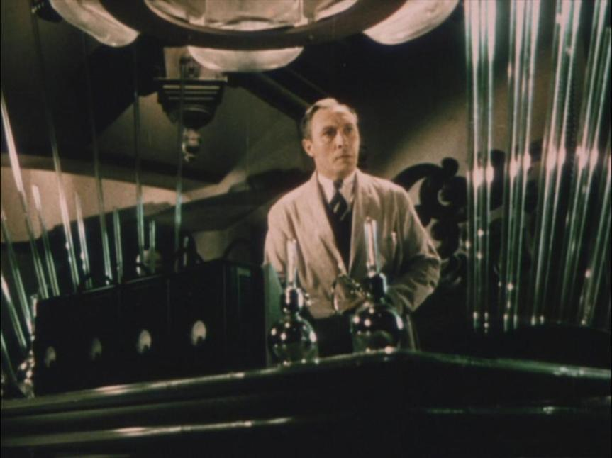 Lionel Atwill's DoubleLife